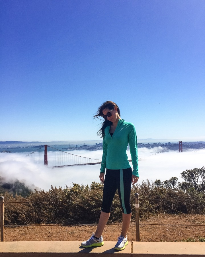 Windy San Francisco and NapaValley
