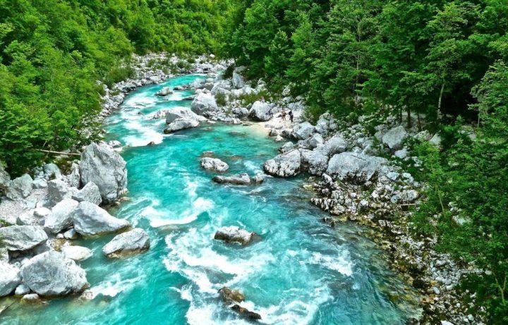 Slovenia-Soca-River