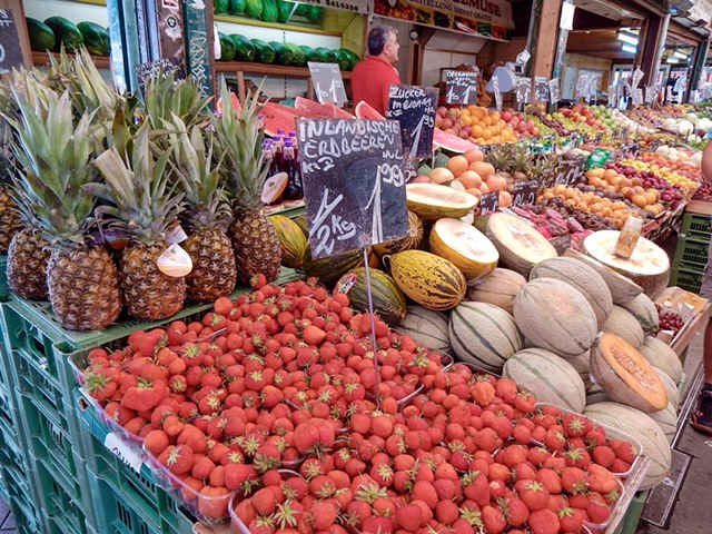 Vienna-Naschmarkt-Market