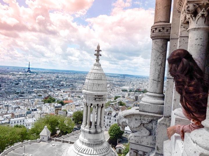 Paris-Sacre-Coeur-Montmartre