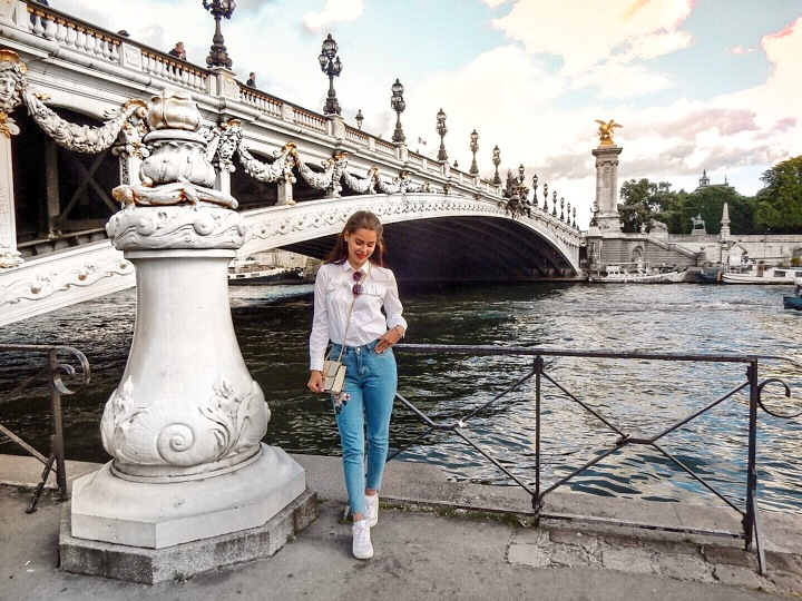 Paris-Alexandre-Bridge