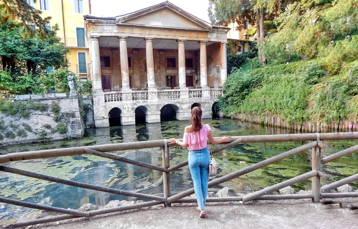One Day in Vicenza,Italy