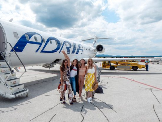 Sarajevo_Adria_Airways