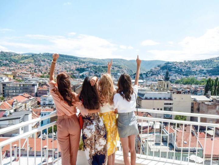 Girls Trip to Sarajevo with Adria Airways, Bosnia & Herzegovina