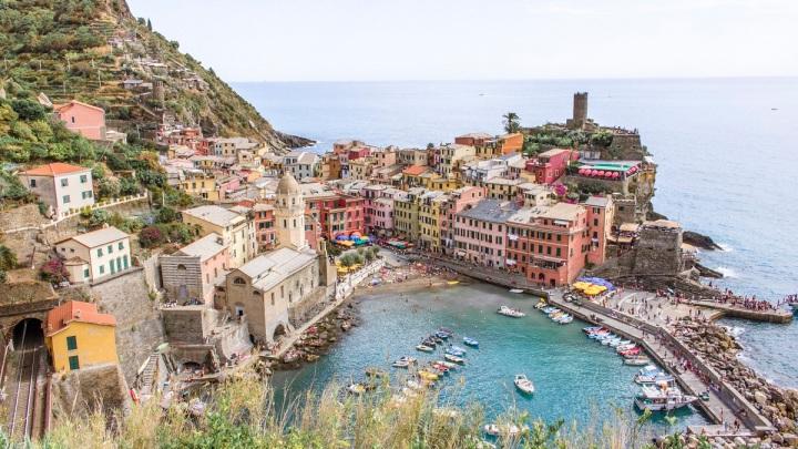 Enchanting Cinque Terre,Italy
