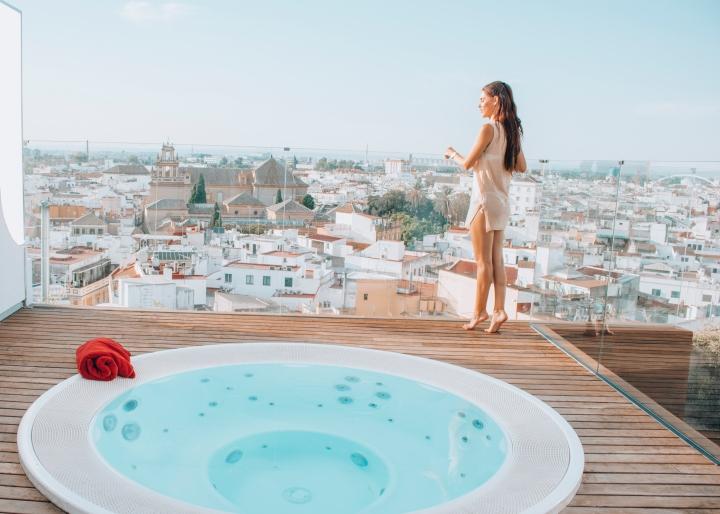 Hotel Gran Melia Colon,Seville