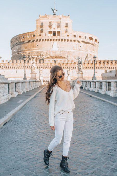 CASTEL-SANTANGELO-ROME