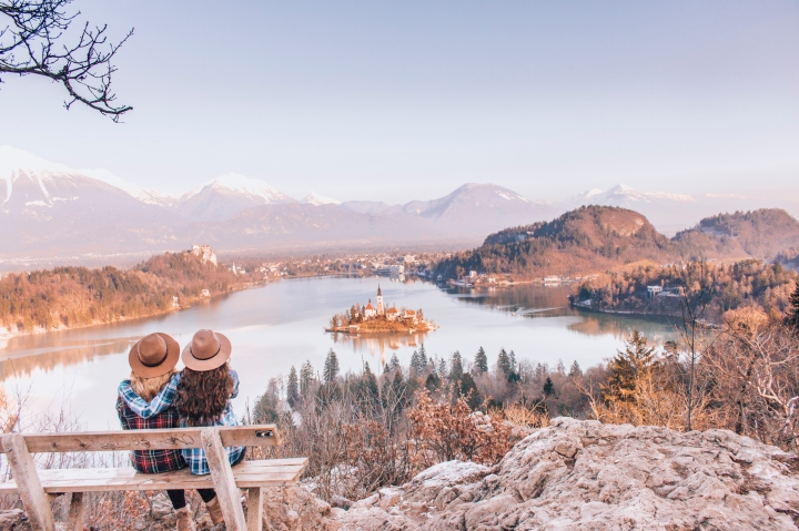 Picture Perfect Lake Bled, Slovenia