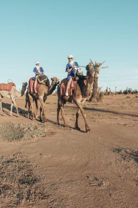 Camel_ride_Marrakech