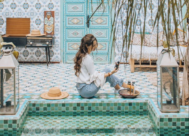 Traditional Moroccan Beauty Rituals With Afrodita Cosmetics