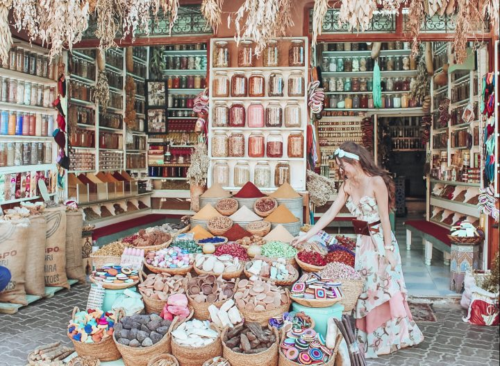 3 Day Marrakech Itinerary,Morocco