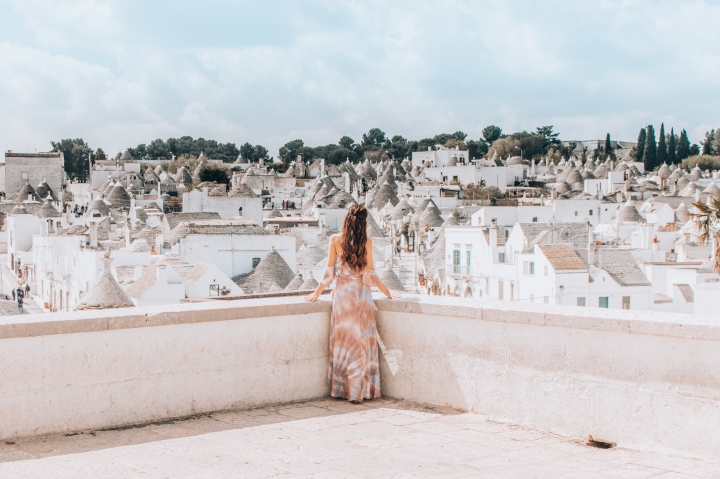 One day trip to Alberobello, Italy
