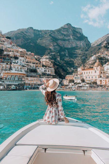 Boat-View-Positano