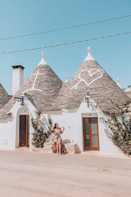 Alberobello-Italy