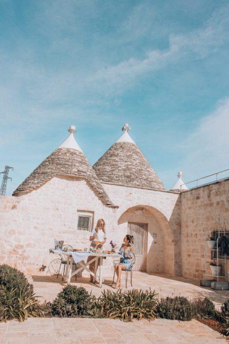 Alberobello-Hotel