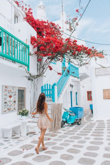 Myconos-hotel