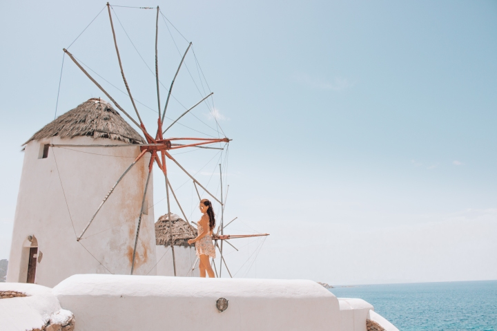 5 PICTURE PERFECT PLACES IN MYKONOS, GREECE