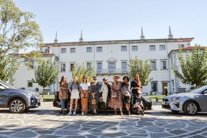 Parfois Fall/Winter collection 18/19 – Press Trip Goriska Brda
