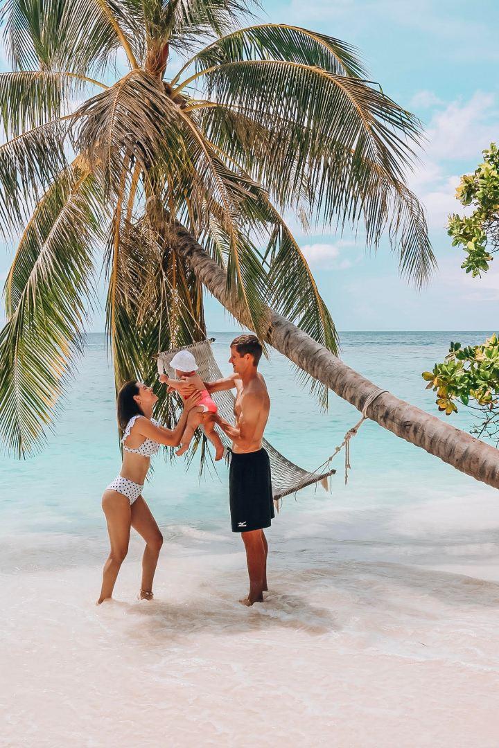 Na Maldive zdojenčkom